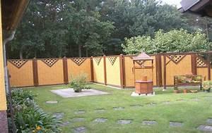 Sichtschutz Terrasse Kunststoff : vorgarten sichtschutz mit rankgitter ~ Whattoseeinmadrid.com Haus und Dekorationen