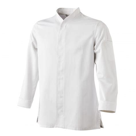 veste de cuisine mixte uss de robur