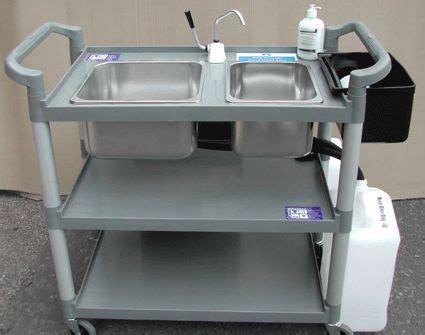 Portable Sink/Prep Table????   The BBQ BRETHREN FORUMS