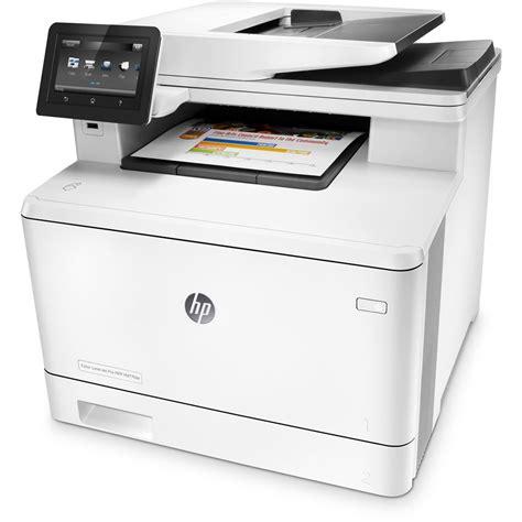 hp color laserjet pro m477fdw all in one laser printer cf379a