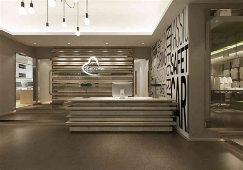 Black Parisian Interior Design Home Office by Reception Area Of Being Human Office Being Human Office