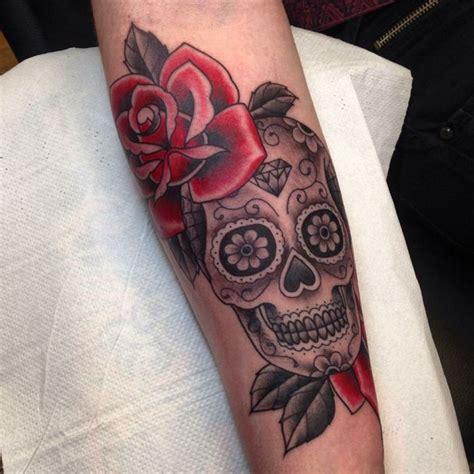 Tete De Mort Mexicaine Tatouage Tatouage T 234 Te De Mort Mexicaine Signification Tendances