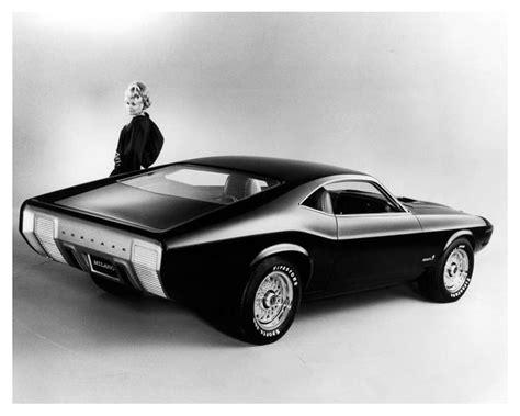 1970 Ford Mustang Milano Concept Mustang Milano, 1970