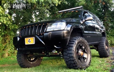 2004 jeep grand cherokee wheels 2004 jeep grand cherokee xd rockstar suspension lift 6in
