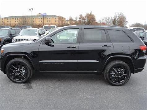 2017 jeep altitude black 2017 jeep grand cherokee altitude for sale asheville nc