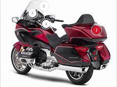 Übersicht Honda Gold Wing Tourer & Sporttourer Honda