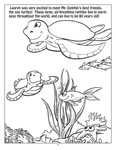 Coloring Books by Coloring Books Personalized Underwater Exploration