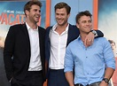 The Fascinating Tale of the Hemsworth Brothers | E! News