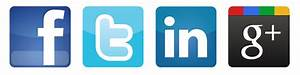 Unique Facebook Twitter Linkedin Cdr