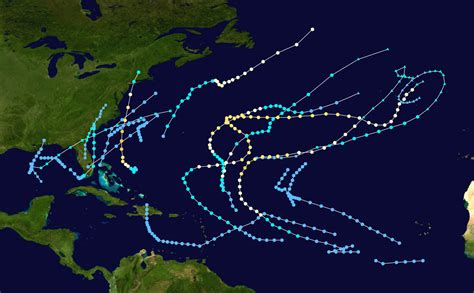 1976 Atlantic Hurricane Season Wikipedia