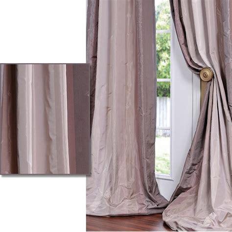 Shop Exclusive Fabrics Plum Light Violet Striped Faux