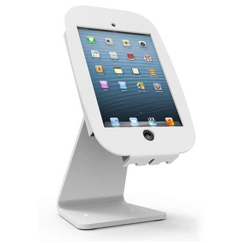 maclocks space ipad  kiosk blanc support tablette