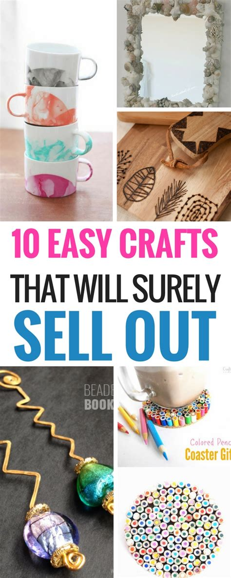 easy diy crafts   totally sell craftsonfire