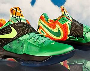 Nike Zoom KD IV 'Weatherman' - Release Date - SneakerNews.com