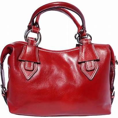 Leather Italy Italian Genuine Bag Florence Handbag