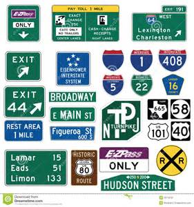 United States Traffic Signs