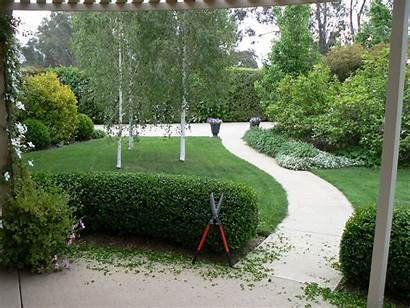 Gardens Garden Classic Completed Landscapes Roy Roberts