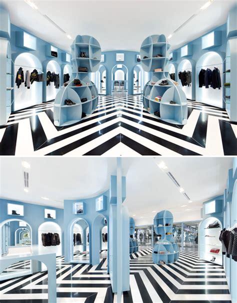 disorienting design  trippy surreal interior spaces