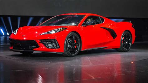 2020 chevrolet corvette 2020 chevy corvette will likely go to n 252 rburgring vir to