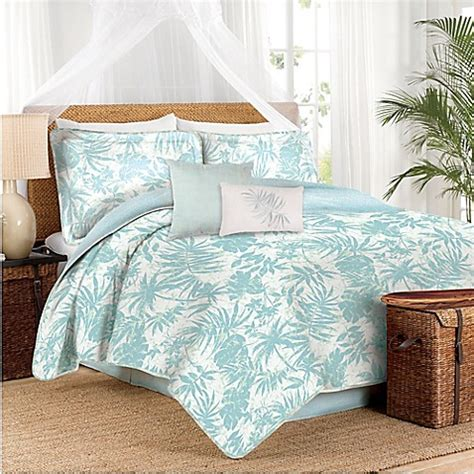 buy caribbean joe kayla comforter set from bed bath beyond