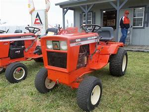 Allis Chalmers 720 Garden Tractor Parts