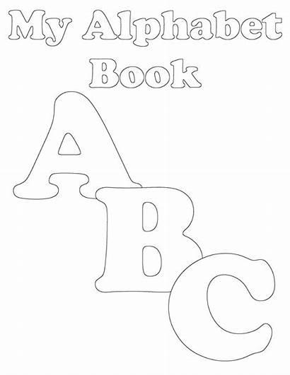 Alphabet Preschool Uppercase Drawing Title Start Getdrawings