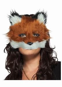 fox mask animal masks