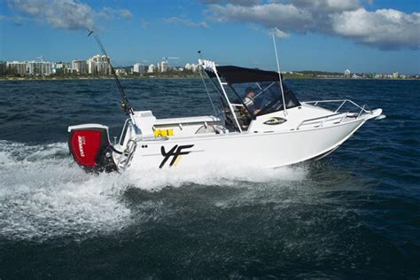 Yellowfin Boats Cost by Boat Listing Quintrex Yellowfin 6700 Offshore Soft Top