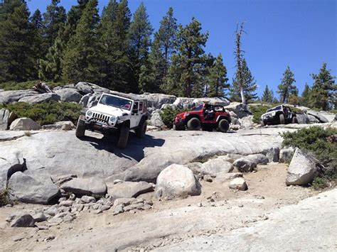 Rubicon Trail Barlow Adventures