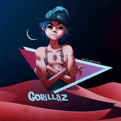 gorillaz  tumblr