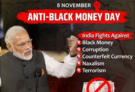 One Year Of Demonetisation We Fought A Decisive Battle