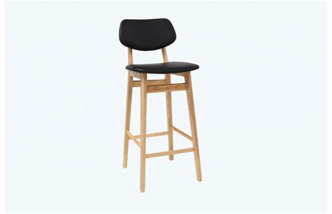 chaise haute de bar conforama tabouret de bar en bois conforama
