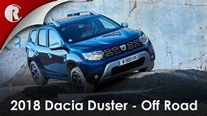 Pack Off Road Duster : 2018 dacia 4wd renault duster off road youtube ~ Maxctalentgroup.com Avis de Voitures