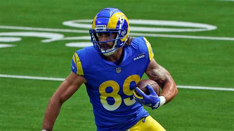 tyler higbee   game time decision  rams  ers