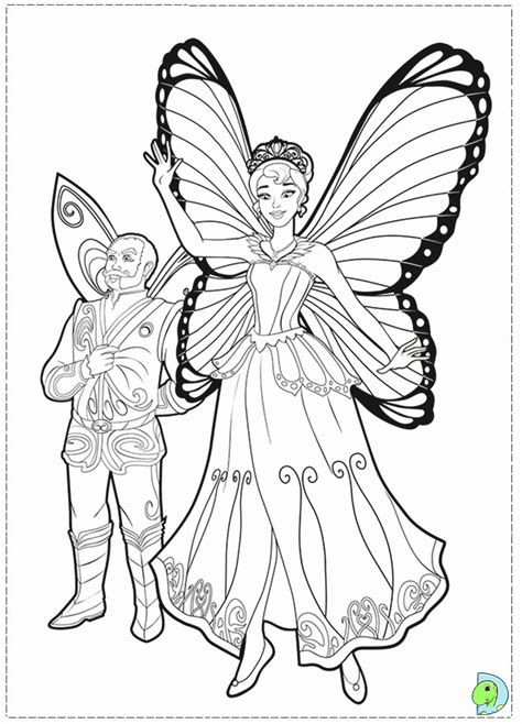 Barbie Mariposa Coloring Page | Barbie coloring pages, Coloring ... | 658x474