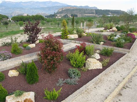 garden ideas  designing  mediterranean garden