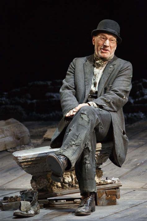 patrick stewart plays patrick stewart in waiting for godot broadway theater