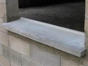 Pose Appui De Fenetre : pose appuis de baies construction de ma future villa ~ Melissatoandfro.com Idées de Décoration