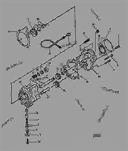 Cummins N14 Fuel Line Diagram