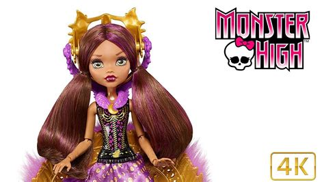 Monster High Ghouls To Wolf Clawdeen Doll Review