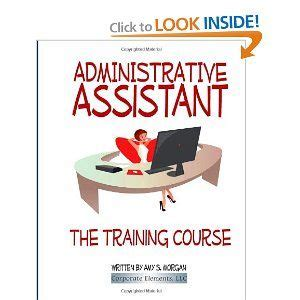administrative assistant  training   amy