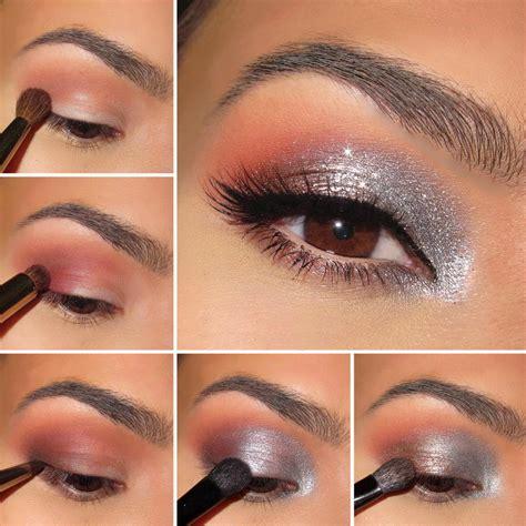 glitter makeup ideas   years eve