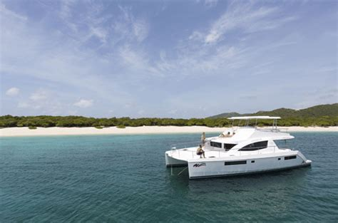 Crewed Catamaran Charter Belize by Belize All Inclusive Crewed Yacht Charter Leopard 514