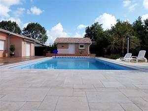 Dessin De Piscine : carrelage terrasse piscine local technique et treillage ~ Melissatoandfro.com Idées de Décoration