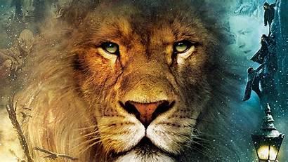 Narnia Fantasy Lion Wallpaperup Chronicles Adventure Disney