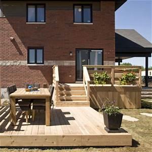 terrasses exterieures meilleures images d39inspiration With photos terrasses et jardins 18 clatures de jardin en 59 idees captivantes