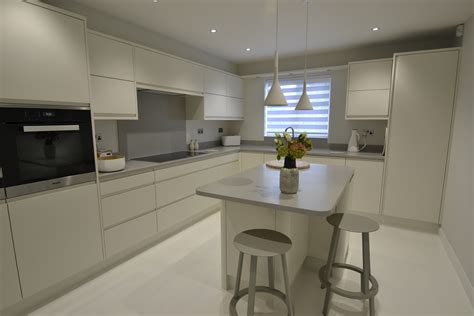 kitchen island unit modern corian kitchen transformation felixstowe suffolk