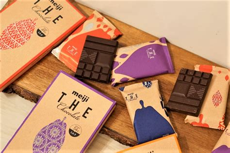 量産型のクオリティを超えた明治ザ チョコレート meiji the chocolate 4種類食べ比べ