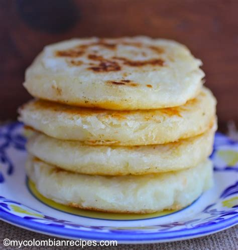 arepas  colombian recipes