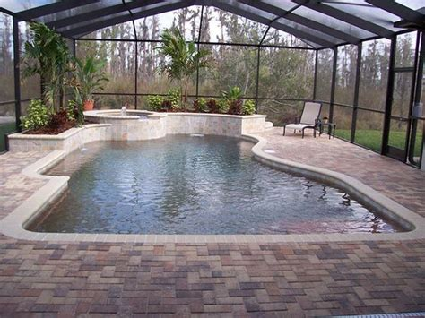spellbinding thin brick pavers for pool deck with brick